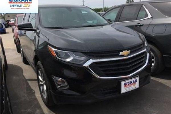 2018 Chevrolet Equinox LT  - Bluetooth -  Heated Seats - $183.36 B/W