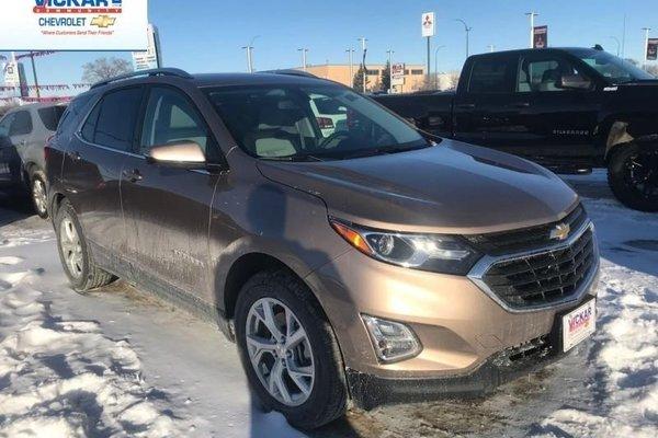 2018 Chevrolet Equinox LT  - Bluetooth -  Heated Seats - $217.26 B/W