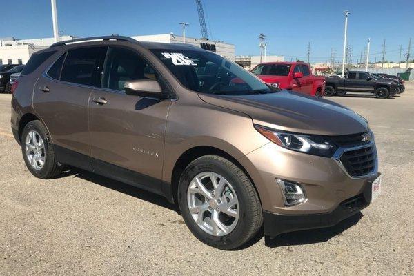 2018 Chevrolet Equinox LT  - Bluetooth -  Heated Seats - $220.10 B/W