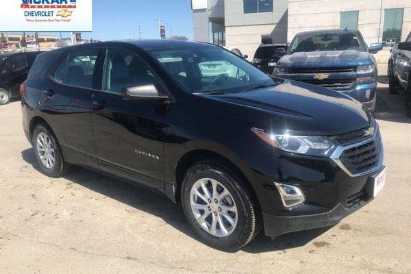 2018 Chevrolet Equinox LS  - Bluetooth -  Heated Seats - $179.35 B/W