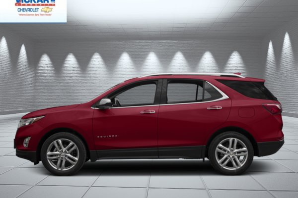 2018 Chevrolet Equinox Premier  - Leather Seats - $259.09 B/W