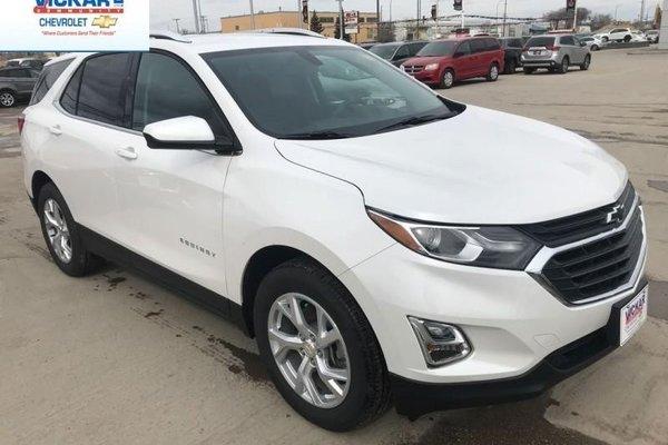 2018 Chevrolet Equinox LT  - Bluetooth -  Heated Seats - $211.20 B/W