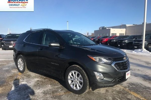 2018 Chevrolet Equinox LT  - $274.17 B/W