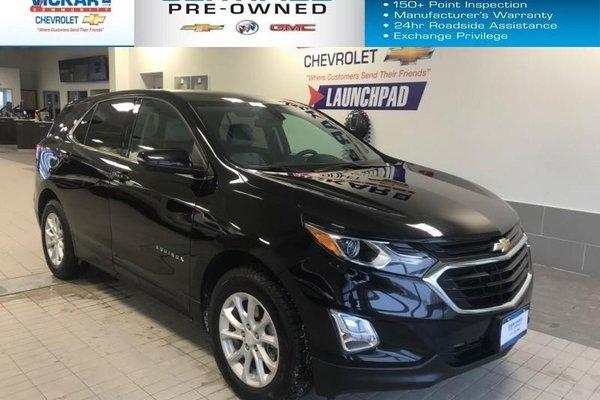 2018 Chevrolet Equinox LT  AWD, HEATED SEATS, POWER HATCH  - $201.23 B/W