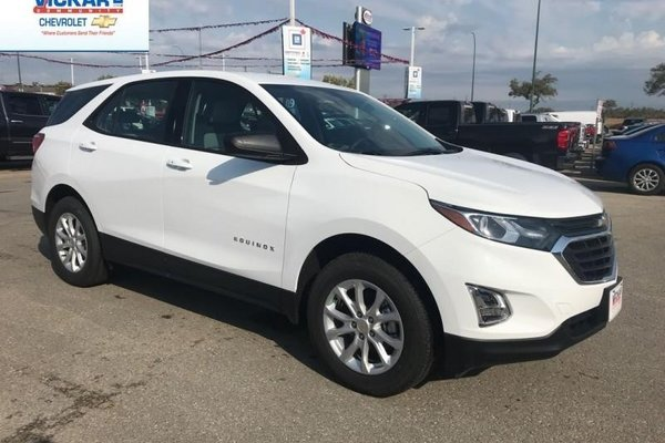 2019 Chevrolet Equinox LS  - $188.66 B/W