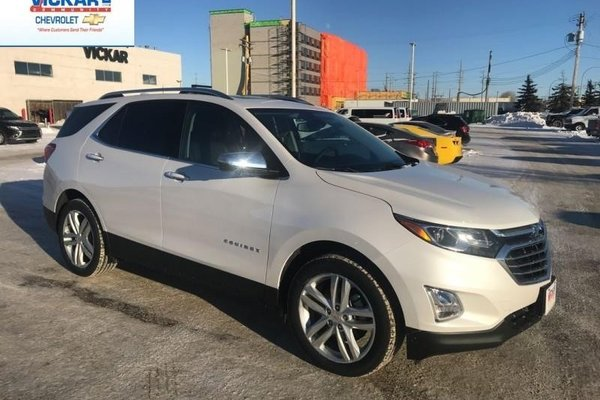 2019 Chevrolet Equinox Premier  - $272.59 B/W