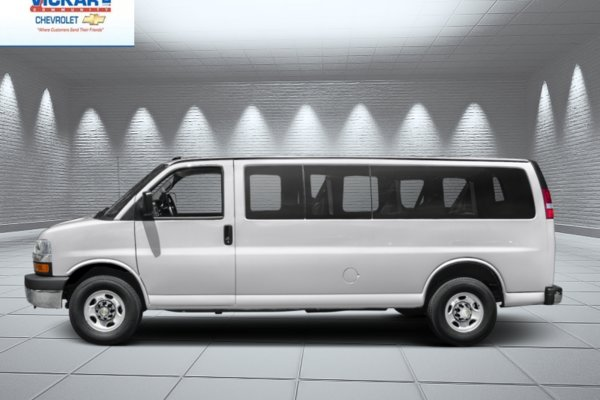 2015 Chevrolet Express Cargo Van LT w/1LT
