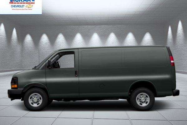 2017 Chevrolet Express Cargo Van WT  -  Power Windows - $294.50 B/W