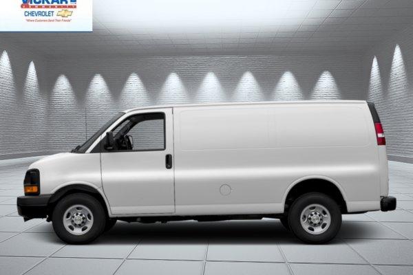 2017 Chevrolet Express Cargo Van WT  -  Power Windows - $291.65 B/W