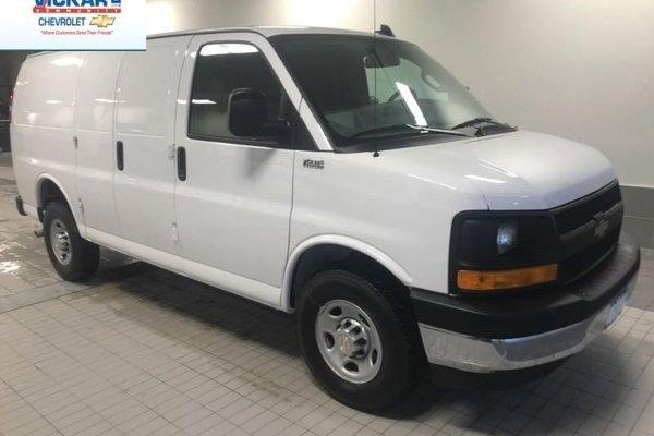 2017 Chevrolet Express Cargo Van WT  -  Power Windows - $213.72 B/W