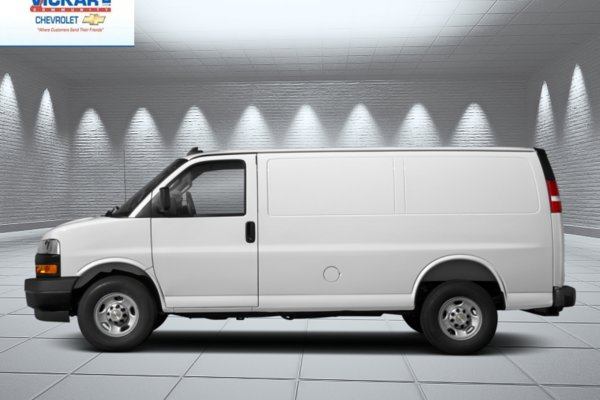 2018 Chevrolet Express Cargo Van WT  - $287.91 B/W