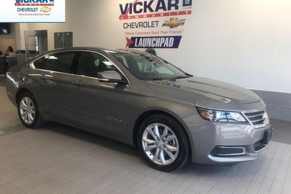2017 Chevrolet Impala 1LT  - Bluetooth -  MyLink