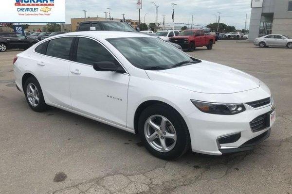 2018 Chevrolet Malibu LS  - $163.40 B/W