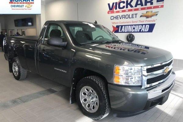 2011 Chevrolet Silverado 1500 WT  - $143.93 B/W