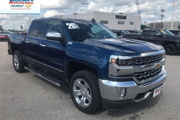 2018 Chevrolet Silverado 1500 LTZ  - $397.78 B/W