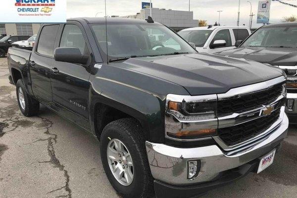 2018 Chevrolet Silverado 1500 LT  - Bluetooth - $336.47 B/W