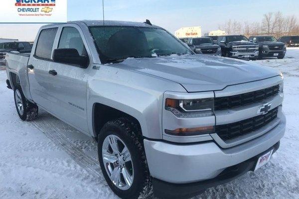 2018 Chevrolet Silverado 1500 Custom  -  Bluetooth - $317.80 B/W