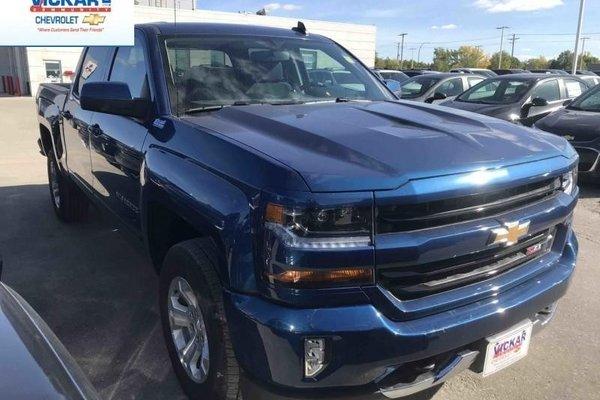 2018 Chevrolet Silverado 1500 LT  - Bluetooth - $344.26 B/W