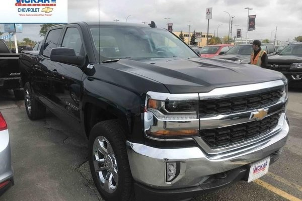 2018 Chevrolet Silverado 1500 LT  - Bluetooth - $354.70 B/W