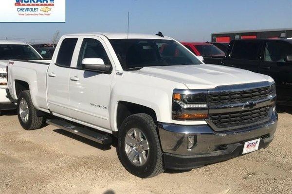 2018 Chevrolet Silverado 1500 LT  - Bluetooth - $304.52 B/W