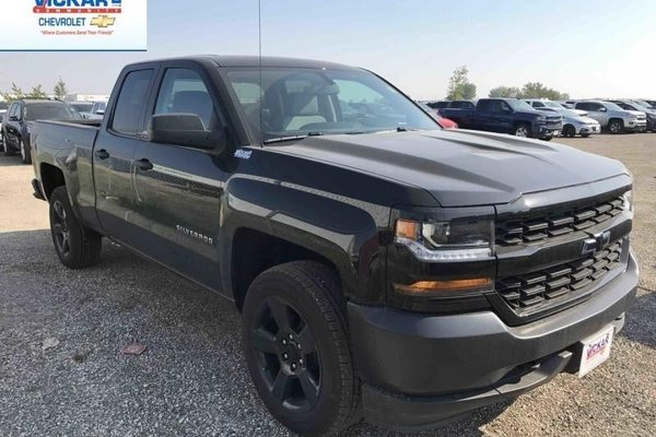 2018 Chevrolet Silverado 1500 Work Truck  - Cruise Control - $247.80 B/W