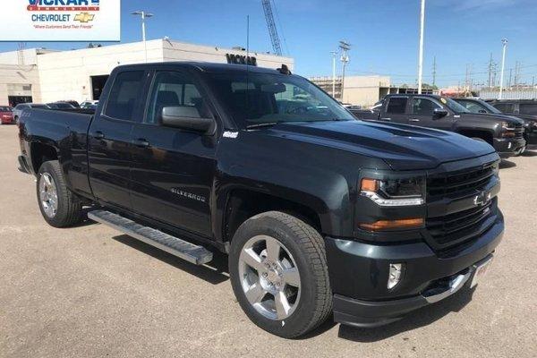 2018 Chevrolet Silverado 1500 LT  - $331.74 B/W