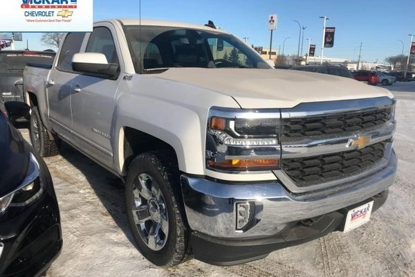 2018 Chevrolet Silverado 1500 LT  - Bluetooth - $306.65 B/W