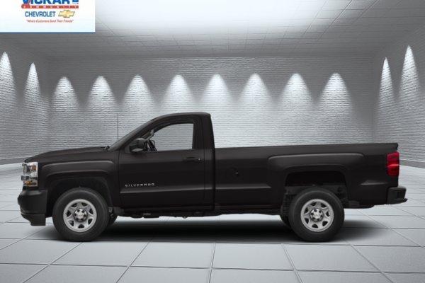 2018 Chevrolet Silverado 1500 Work Truck  - Cruise Control - $233.82 B/W