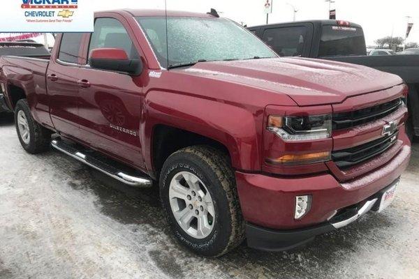 2018 Chevrolet Silverado 1500 LT  - Bluetooth - $319.26 B/W