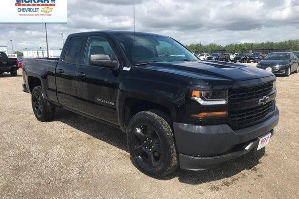 2018 Chevrolet Silverado 1500 Work Truck  - $242.93 B/W