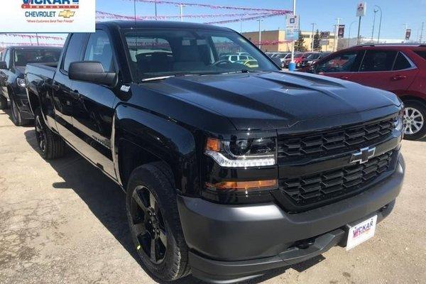 2018 Chevrolet Silverado 1500 Work Truck  - $270.54 B/W