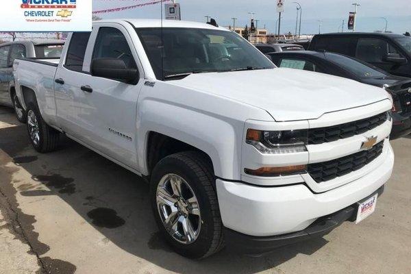 2018 Chevrolet Silverado 1500 Custom  - $265.78 B/W
