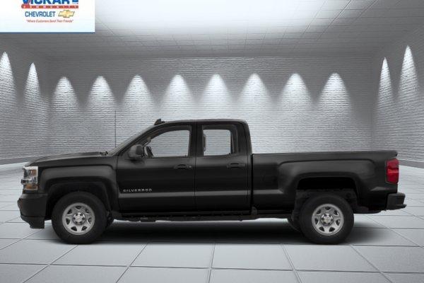 2018 Chevrolet Silverado 1500 Work Truck  - Cruise Control - $262.33 B/W