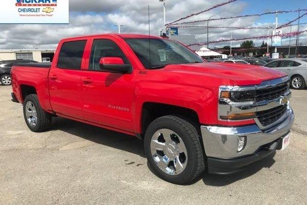 2018 Chevrolet Silverado 1500 LT  - $317.13 B/W