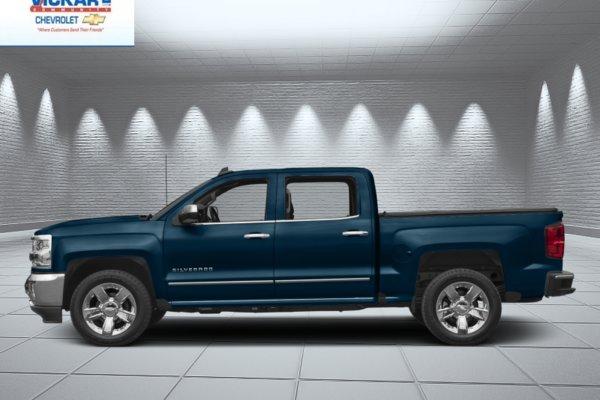 2018 Chevrolet Silverado 1500 LTZ  -  Heated Seats - $395.04 B/W