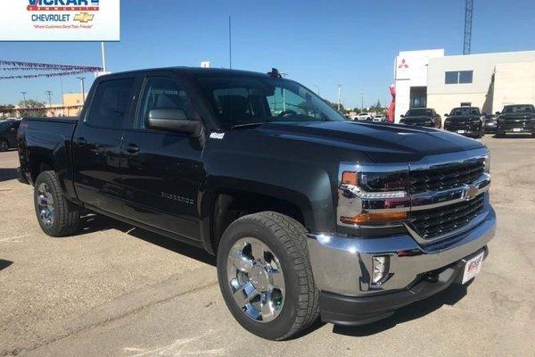 2018 Chevrolet Silverado 1500 LT  - $330.39 B/W