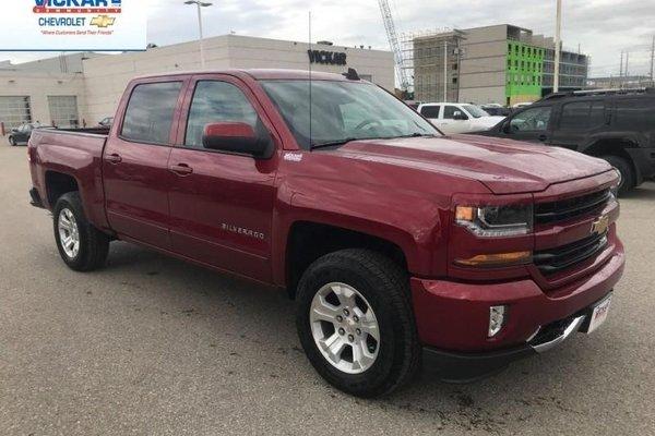 2018 Chevrolet Silverado 1500 LT  - $328.88 B/W