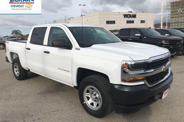 2018 Chevrolet Silverado 1500 Work Truck  - $325.24 B/W