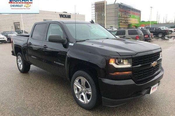 2018 Chevrolet Silverado 1500 Custom  - $342.34 B/W