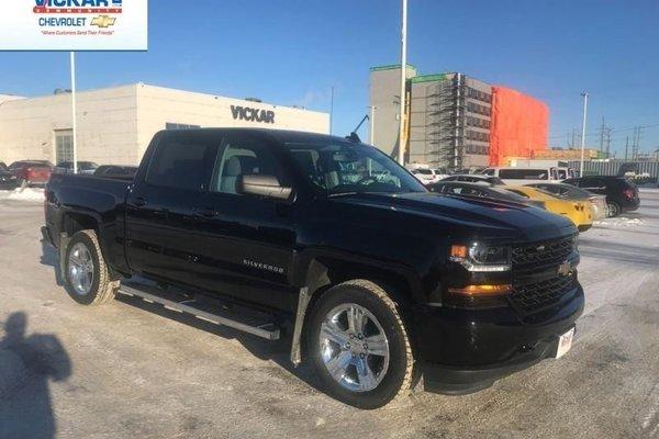 2018 Chevrolet Silverado 1500 Custom  - $308.68 B/W