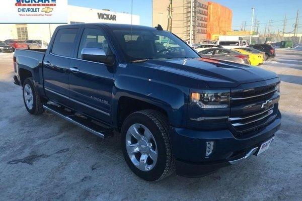 2018 Chevrolet Silverado 1500 LTZ  - $423.97 B/W