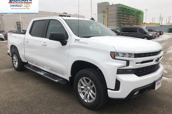 2019 Chevrolet Silverado 1500 RST  - $351.58 B/W