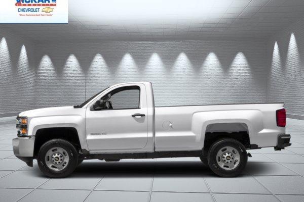 2018 Chevrolet Silverado 3500HD Chassis WT  -  Power Windows - $359.64 B/W