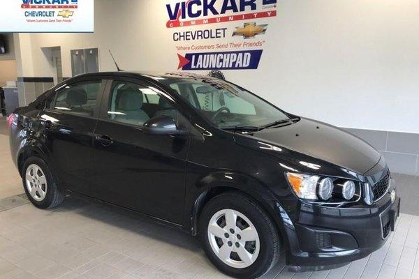 2014 Chevrolet Sonic LS  - $106.36 B/W