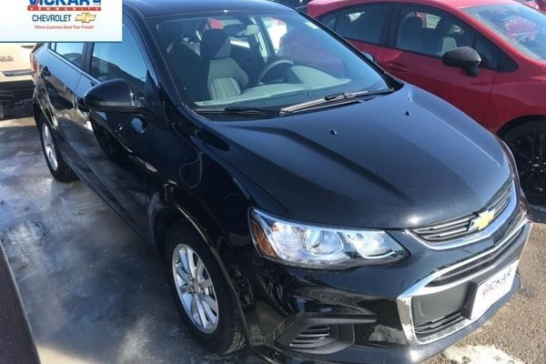 2018 Chevrolet Sonic LT  - Bluetooth - $121.98 B/W