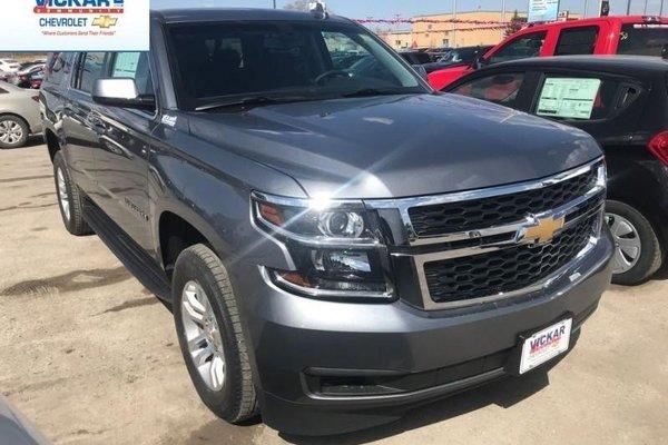 2018 Chevrolet Suburban LS  - Bluetooth - $369.04 B/W