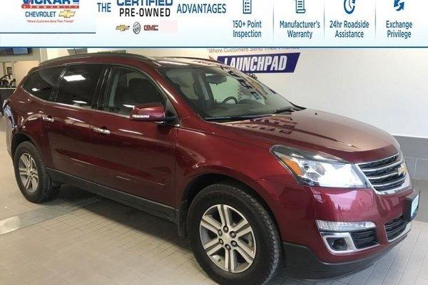 2017 Chevrolet Traverse 1LT  - $211.34 B/W