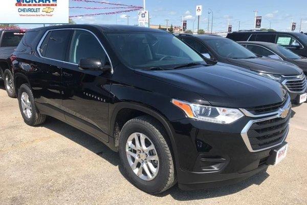 2018 Chevrolet Traverse LS  - $239.70 B/W