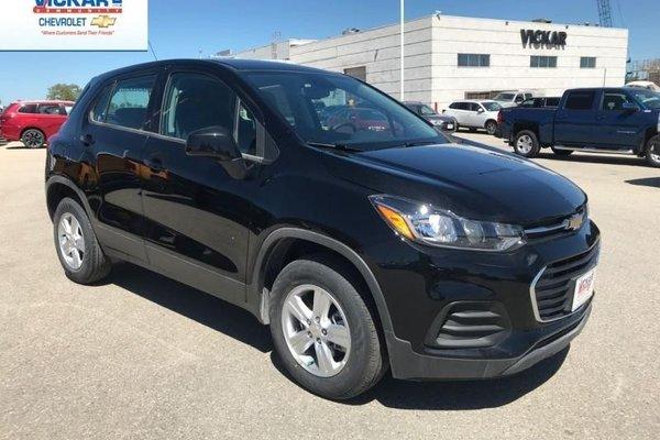 2018 Chevrolet Trax LS  - $173.55 B/W