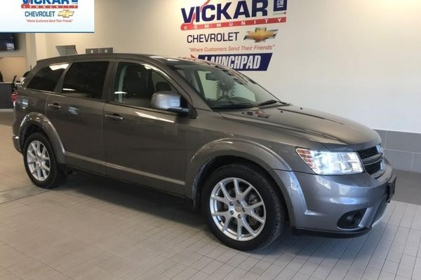 2012 Dodge Journey R/T AWD   - Navigation, Sunroof, & Leather Seats